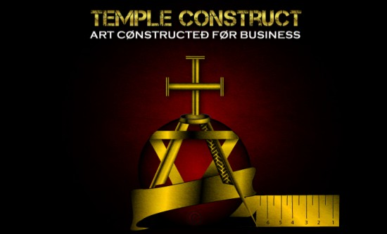Theion Temple Construct Logo