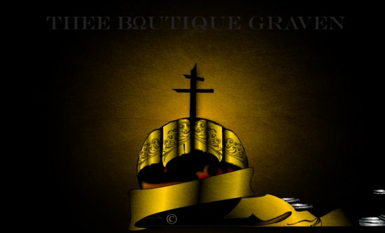 Thee Boutique Graven Logo
