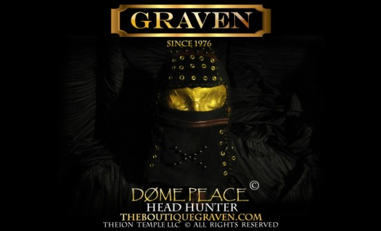 Head Hunter Dome Peace